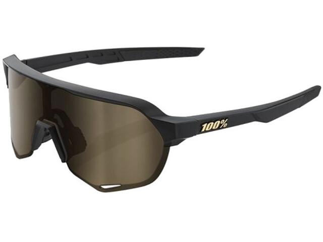 100% S2 Multilayer Mirror Glasses matte black